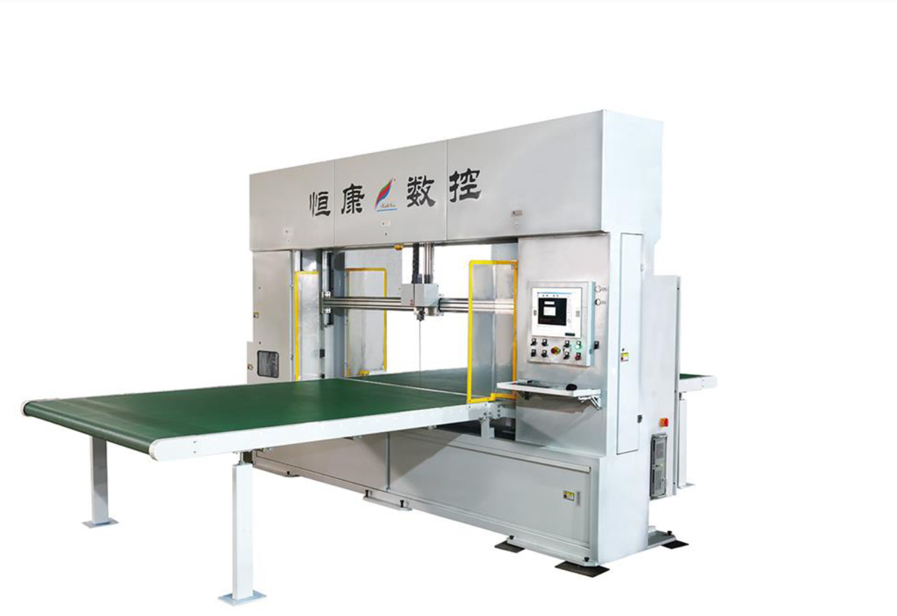HC-CNCHK-9 (Continuous Blade Cutting Machine)