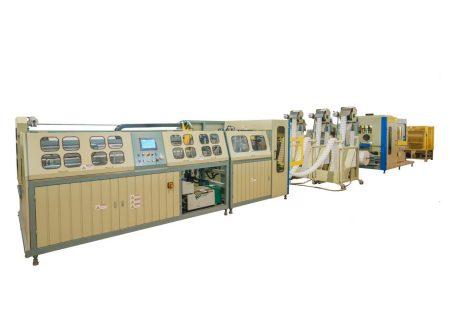 LR-PSA-98P Pocket spring assembly machine